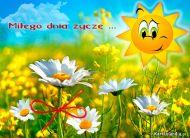eKartki elektroniczne z tagiem: Darmowe e-kartki kwiaty Miłego dnia życzę ...,