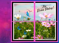 eKartki Kwiaty Na Dzieñ Dobry,