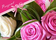 eKartki Kwiaty Prezent,