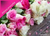 eKartki Kwiaty Różana przesyłka,