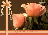 eKartki Kwiaty Spe³nienia marzeñ,