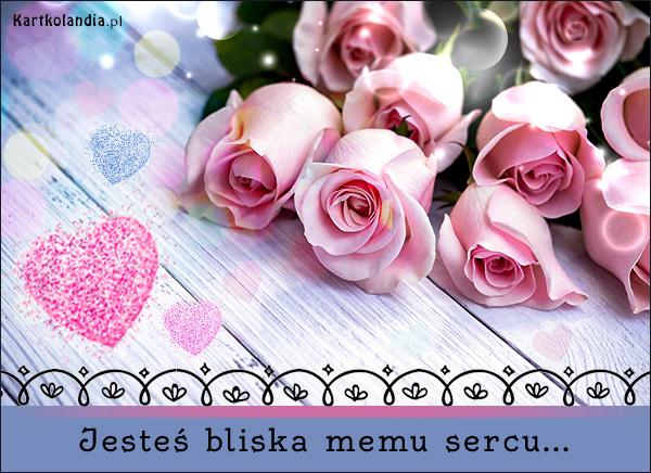 eKartki elektroniczne z tagiem: Walentynki Różane wyznanie,