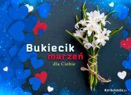 eKartki elektroniczne z tagiem: Bukiet kwiatów Bukiecik marzeń!,
