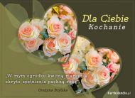 eKartki elektroniczne z tagiem: Walentynki Kwitnące marzenia,