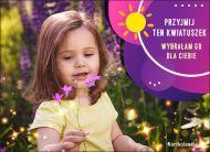 eKartki Kwiaty Przyjmij ten kwiatuszek,