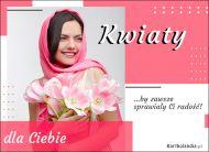 eKartki Kwiaty Radość z kwiatów!,