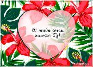 eKartki Elektroniczne W moim sercu...,