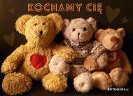 eKartki Dzień Dziecka Kochamy Cię,