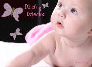 eKartki Dzień Dziecka Kochamy nasze dzieci,