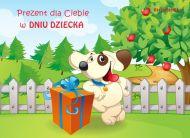 eKartki elektroniczne z tagiem: Narodziny dziecka Prezent w Dniu Dziecka,