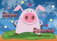 eKartki elektroniczne z tagiem: Narodziny dziecka Pozdrowienia na Dzieñ Dziecka,