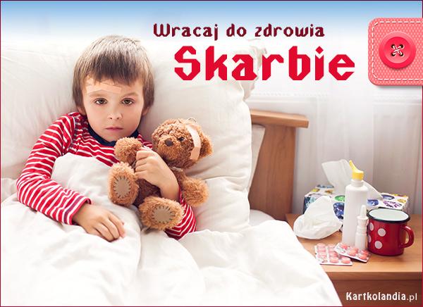 eKartki Dzień Dziecka Dla Ciebie Skarbie,