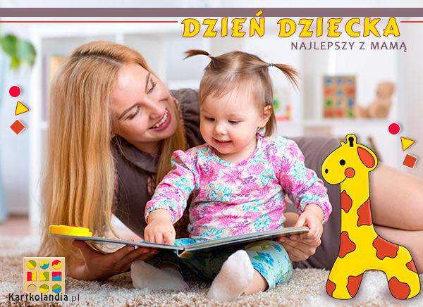 e-Kartka Dzień Dziecka