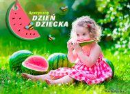 eKartki Dzień Dziecka Apetyczny Dzień Dziecka,