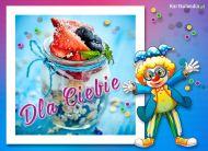eKartki elektroniczne z tagiem: e-Kartki Narodziny Dziecka Deser dla Ciebie,