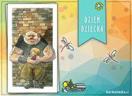 eKartki elektroniczne z tagiem: e-Kartki Narodziny Dziecka Dzieñ Dziecka,