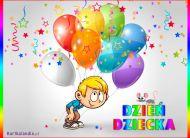 eKartki Dzień Dziecka Huczny Dzień Dziecka,