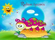 eKartki Dzień Dziecka Radosne życzenia,