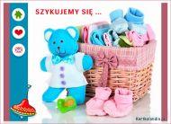 eKartki elektroniczne z tagiem: e-Kartki Narodziny Dziecka Szykujemy siê!,