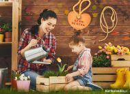 eKartki Dzień Dziecka Tulipanek na Dzień Dziecka,