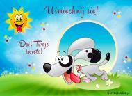 eKartki Dzień Dziecka Uśmiechnij się!,