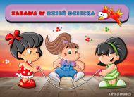 eKartki elektroniczne z tagiem: e-Kartki Narodziny Dziecka Zabawa w Dzieñ Dziecka,