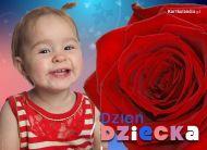 eKartki Dzieñ Dziecka Dla Ciebie Kwiatuszku,