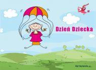 eKartki Dzień Dziecka e-Kartka na Dzień Dziecka,
