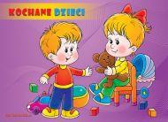 eKartki Dzień Dziecka Kochane dzieci,