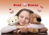 eKartki Dzień Dziecka Muffinki na Dzień Dziecka,