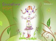 eKartki Dzień Dziecka Szczęśliwa Pipi,