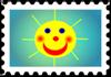 Wesołe słońce